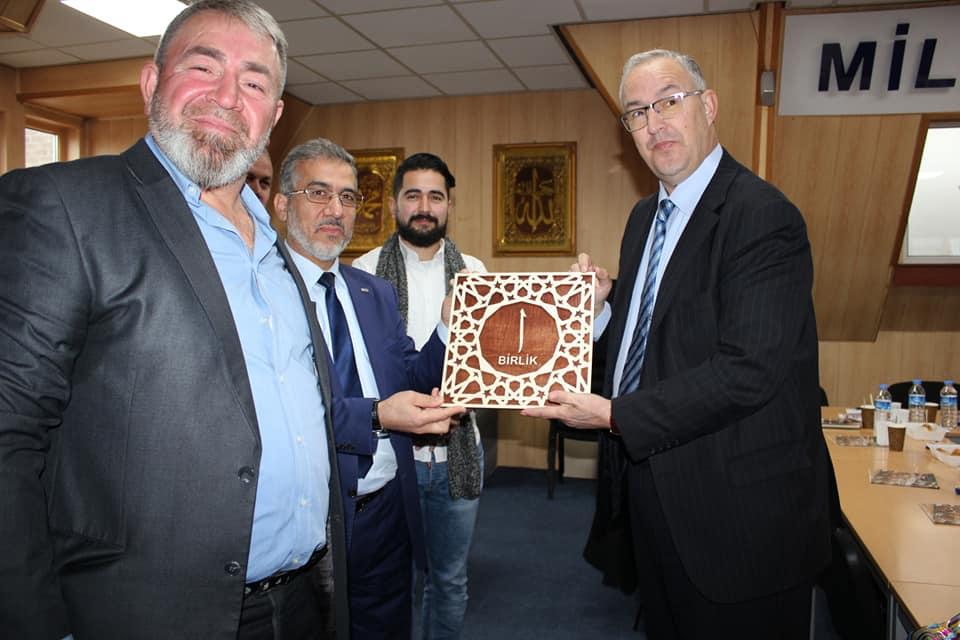 Burgemeester Abou Taleb